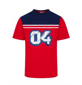 Camiseta Andrea Dovizioso 2 Rayas