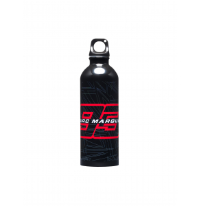 Borraccia Marc Marquez 93 - Black