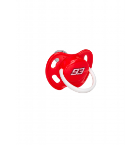 Pacifier Marc Marquez 93 - Red