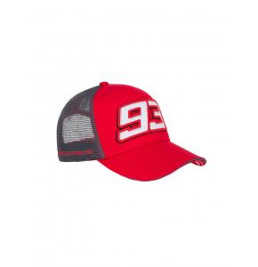 Cappellino trucker Marc Marquez 93 Logo