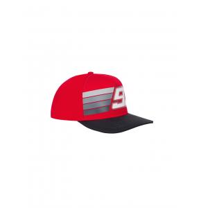 Cappellino Marc Marquez - 4 Stripes