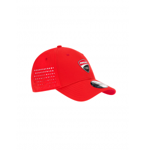 Casquette de baseball Ducati New Era - Rouge stretch