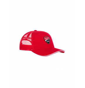 Ducati Corse kids cap - Red