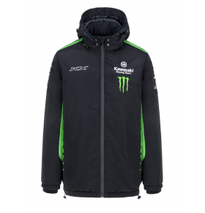 Winter Jacket  Kawasaki Racing Team - KX Motocross
