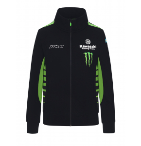 Women's zip sweatshirt Kawasaki Racing Team - KX Motocross