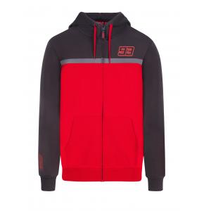 Felpa con zip Marc Marquez Teamwear