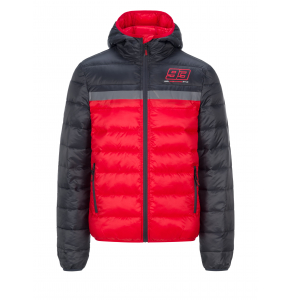 Padded winter jacket Marc Marquez - Replica Teamwear