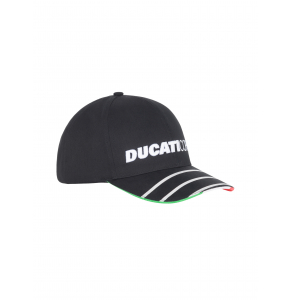 Casquette Ducati Strings Flag Italy