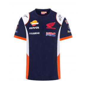 T-shirt Repsol Honda - Réplique officielle Teamwear 2020