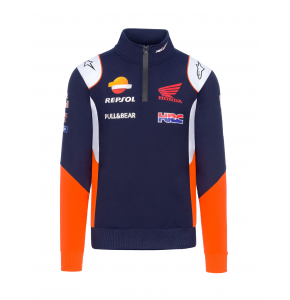 Sweat Repsol Honda - Réplique officielle Teamwear 2020