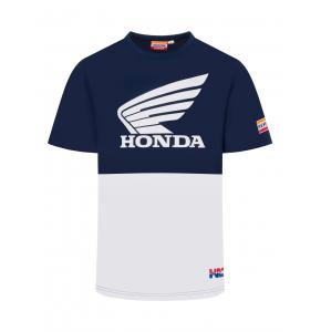 Camiseta Repsol Honda - Blue&White