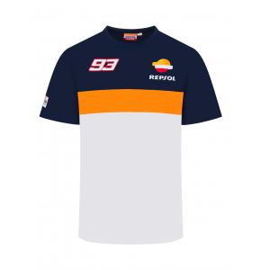 Camiseta Repsol Honda Dual Marc Marquez - 93