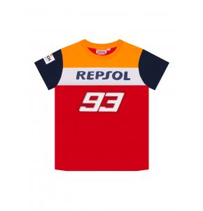 Camiseta infantil Repsol Honda Dual Marc Marquez - 93