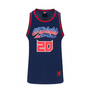 Fabio Quartararo basketball tank top - 20