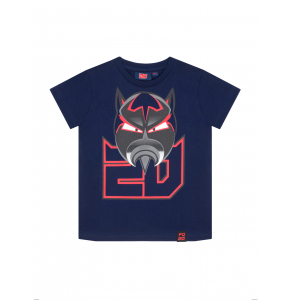 T-shirt enfant Fabio Quartararo - Blue