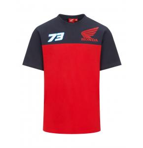 T-shirt Dual Honda HRC Alex Marquez - 73