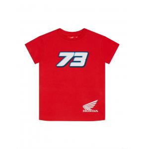 Honda HRC Alex Marquez dual kid t-shirt - 73