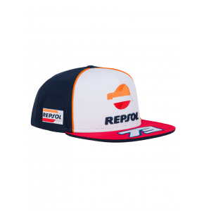 Flat Repsol Dual Cap - Alex Marquez