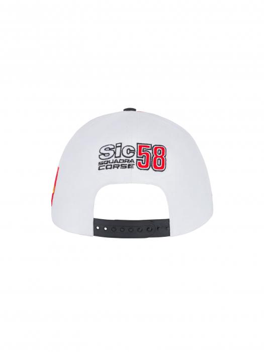 Cappellino Squadra Corse Sic 58