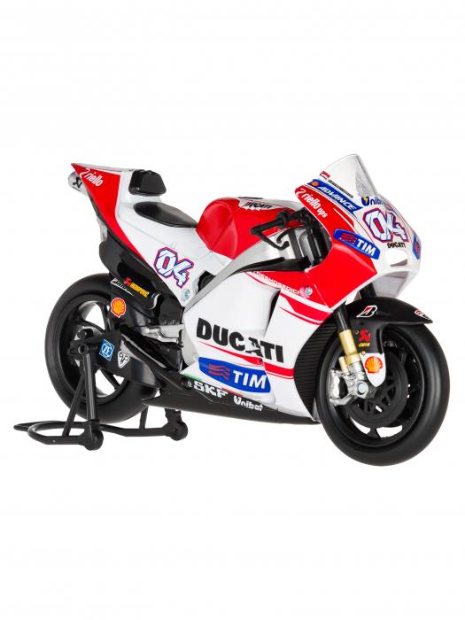 Ducati Desmosedici GP - Andrea Dovizioso