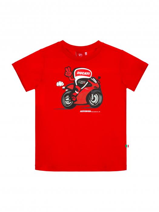 Kid T-shirt Ducati Corse - 1299 Panigale