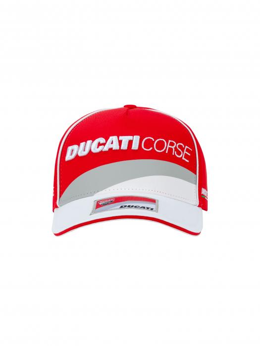 Casquette Ducati Corse - Rouge