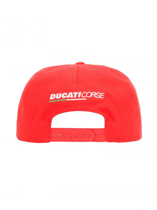 Cappello Ducati Corse - Visiera piatta