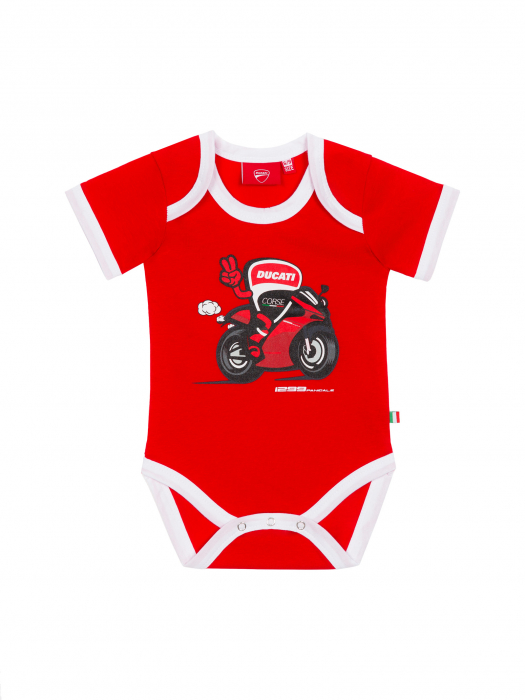 Grenouillère bébé Ducati Corse