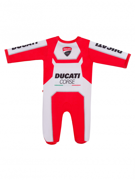 Jumpsuit for baby Ducati Corse