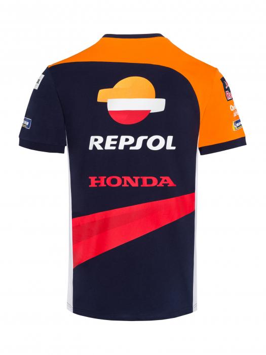 T-shirt Repsol Teamwear Replica
