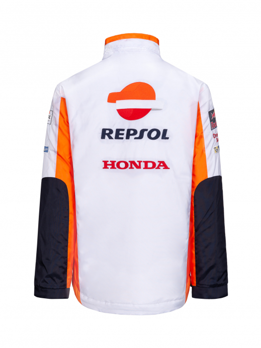 Giacca Invernale Repsol Honda Replica