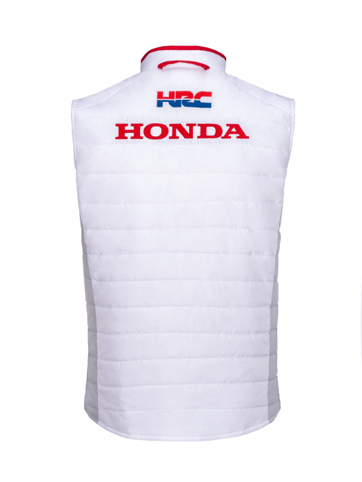 Team HRC Replica Sleeveless Winter Jacket