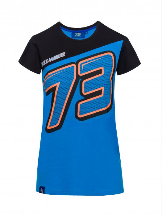 Camiseta de mujer Alex Marquez - 73