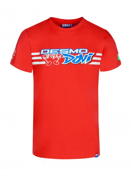 Camiseta Andrea Dovizioso - Desmo Dovi