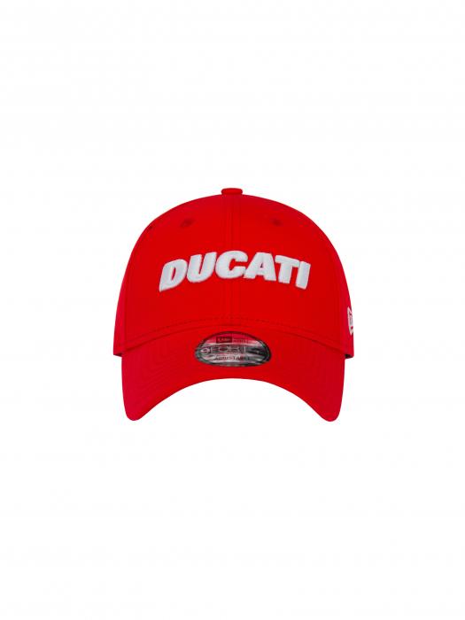 Gorra Ducati - New Era - Rojo
