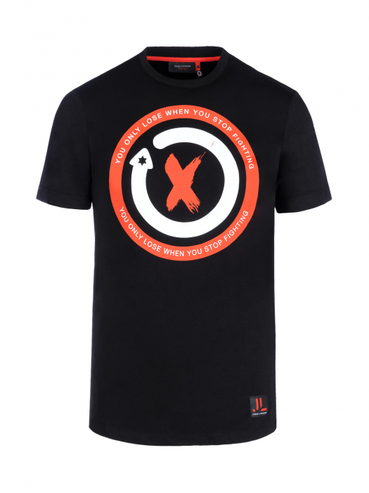 T-shirt Jorge Lorenzo - Por Fuera