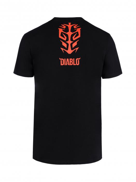 T-shirt Jorge Lorenzo - Diablo
