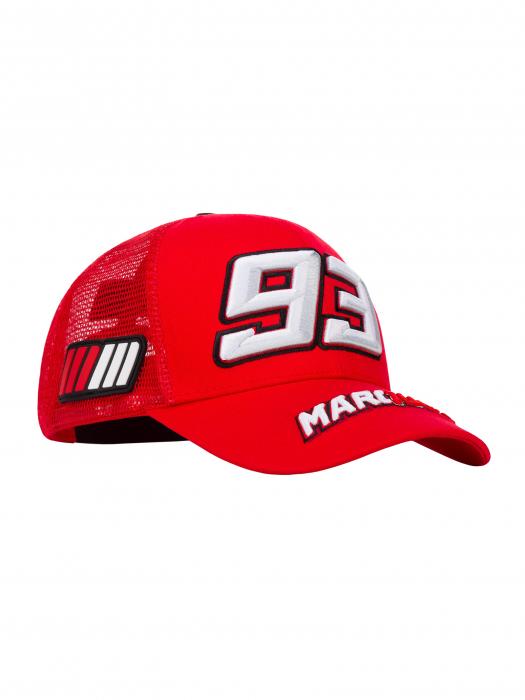 Gorra Trucker Marc Marquez - 93