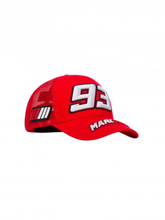 Gorra Trucker niño Marc Márquez - 93