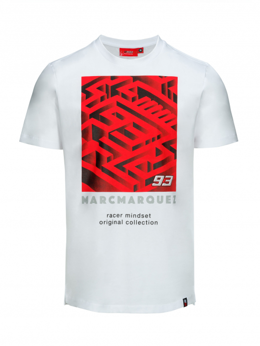 T-shirt Marc Marquez - Racer Mindset