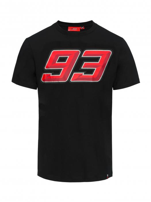 Camiseta Marc Marquez - 93 Fluo