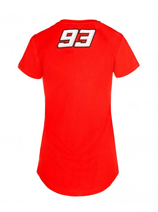 T-shirt pour femme Marc Marquez - MM93