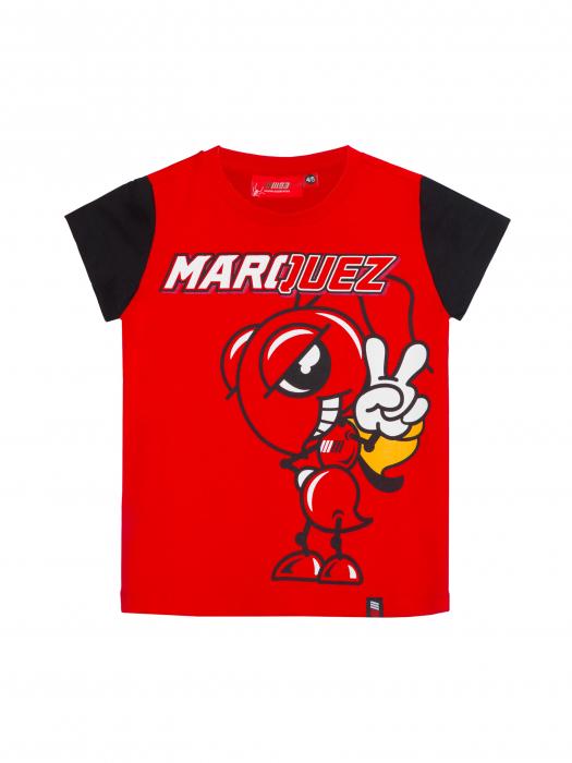 T-shirt da bambino Marc Marquez - Formica