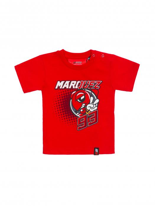 Camiseta baby Marc Marquez - hormiga