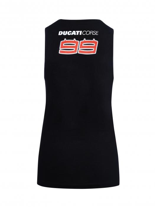 Tank-top Jorge Lorenzo - JL Ducati Corse