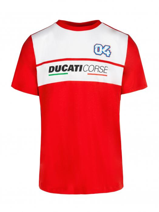 T-shirt Ducati Dual - Andrea Dovizioso