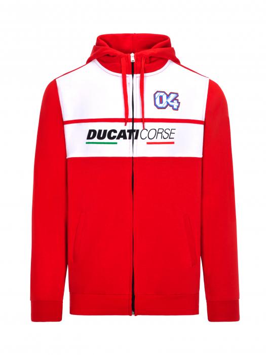 Hoodie Andrea Dovizioso - Ducati Dual