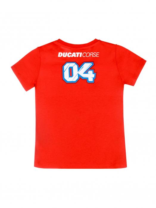 T-shirt da bambino Andrea Dovizioso - Ducati Dual