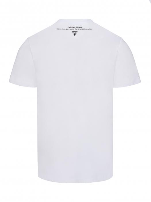 Camiseta Nicky Hayden - 69 - Blanco