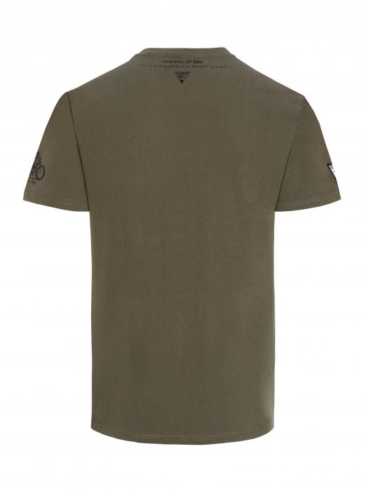 T-shirt Nicky Hayden - Flat Track